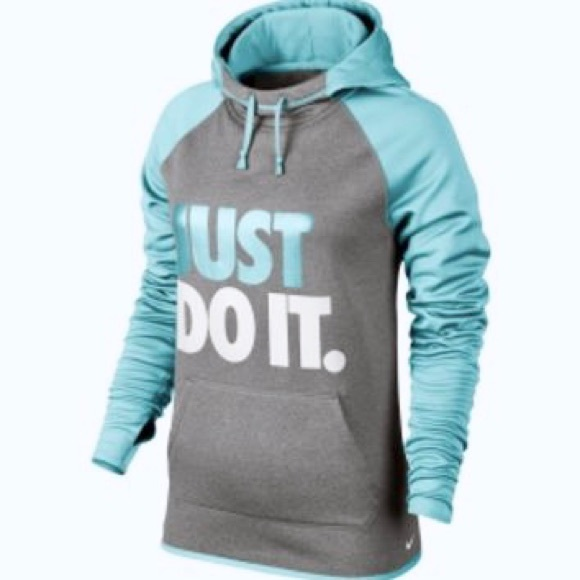 Nike Women's All Time Just Do It Graphic Hoodie S